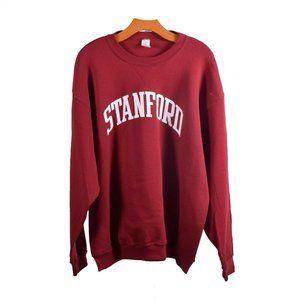 Stanford University Cardinal Red Sweatshirt XL